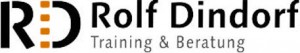 Logo Rolf Dindorf Führungskräfteberater Heidelberg