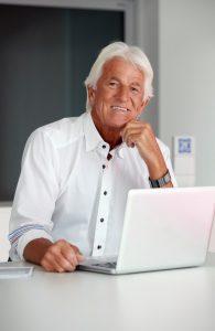 ZF demographischer Wandel Generation Silberhaar