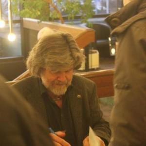 Reinhold Messner Sinsheim