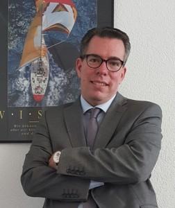 Peter Gadhof von den FRÄNKISCHEN ROHRWERKEN