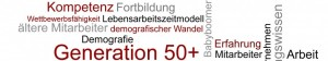 Generation Silberhaar Logo