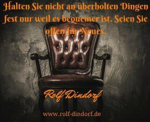 Führungskräftetrainer Dindorf Vertrauenskultur