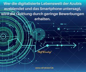 Digitalisierung Generation Z Personalentwicklung