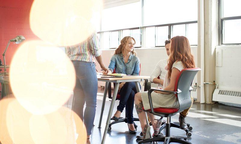 diverse Teamarbeit Diversity