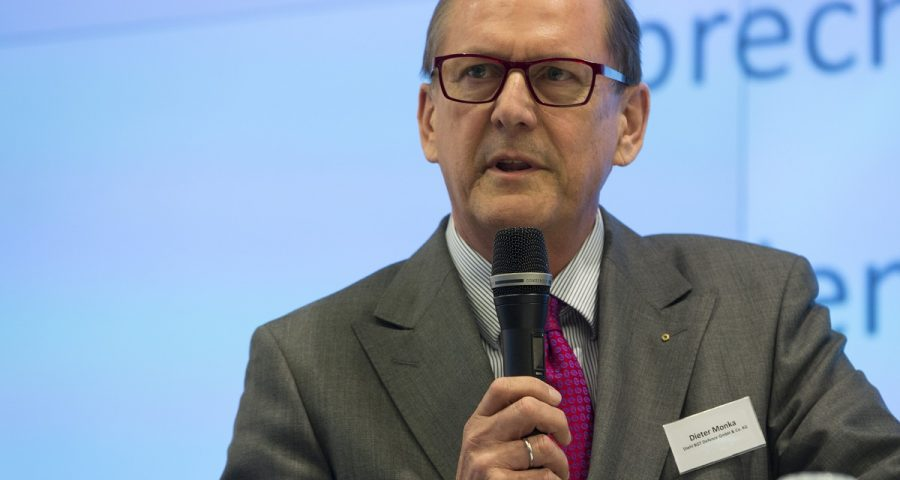 Dieter Monka, Senior Vice President HR Diehl Defence